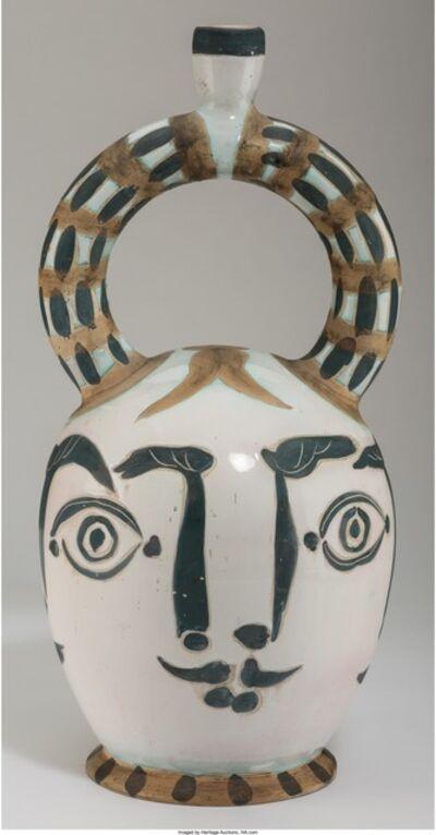 Pablo Picasso, 'Vase aztèque aux quatre visages', 1957