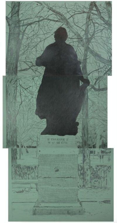Iván Hurtado, 'Monumento Sombra', 2015