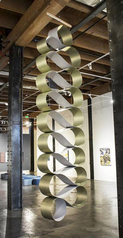 Paul Vexler, 'Vertical Aluminum Ribbon #1', 2020