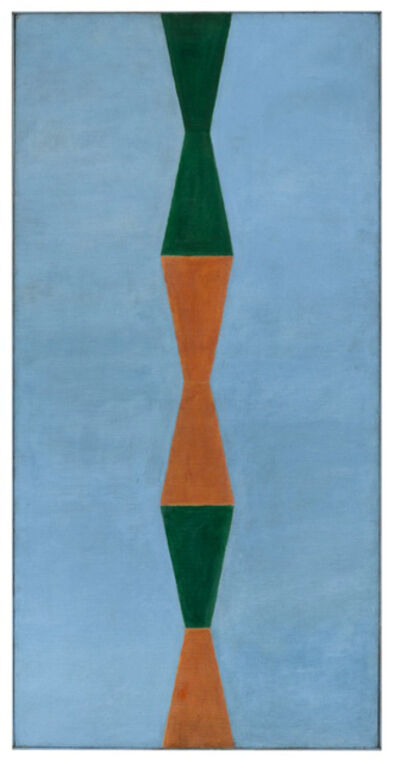 Alfredo Volpi, 'Untiled (Ampulheta)', 1957