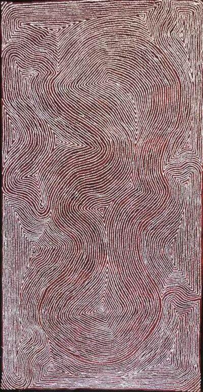 Warlimpirrnga Tjapaltjarri, 'Untitled - Marrawa', 2019