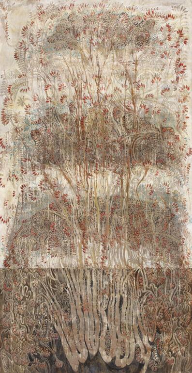 Merab Abramishvili, 'DOG-ROSE', 2003