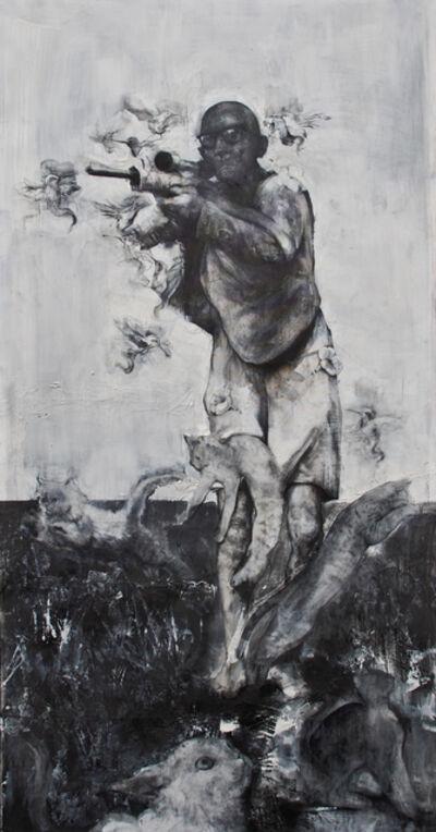 Dan Beudean, 'The Hunter', 2013