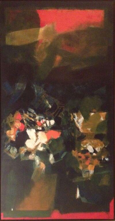S. H. Raza, 'La Loubiere', 1965