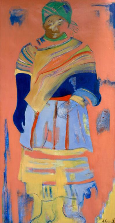 Renee DuRocher, 'Saluer Les Ancêtres No 111 (To Greet the Ancestors No 111)'