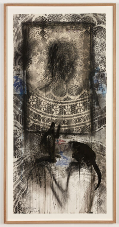 Josep Grau-Garriga, 'Retrat de familial I (Portrait de famille I)', 1988