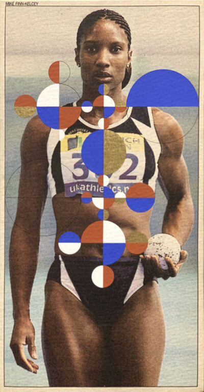 Gabriel Orozco, 'UK. Athletics II', 2008