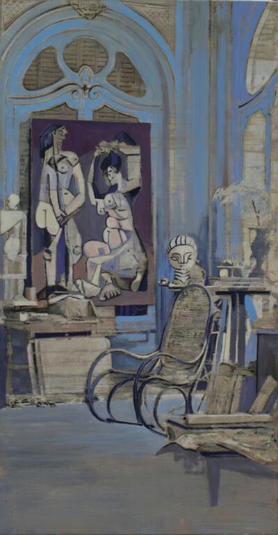 Patrick Pietropoli, 'Picasso's Studio', 2019
