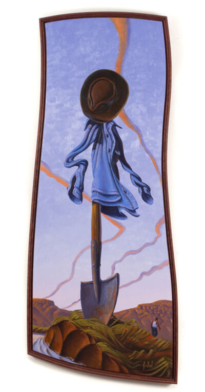 Jim Vogel, 'Shirt and Shovel', 2007