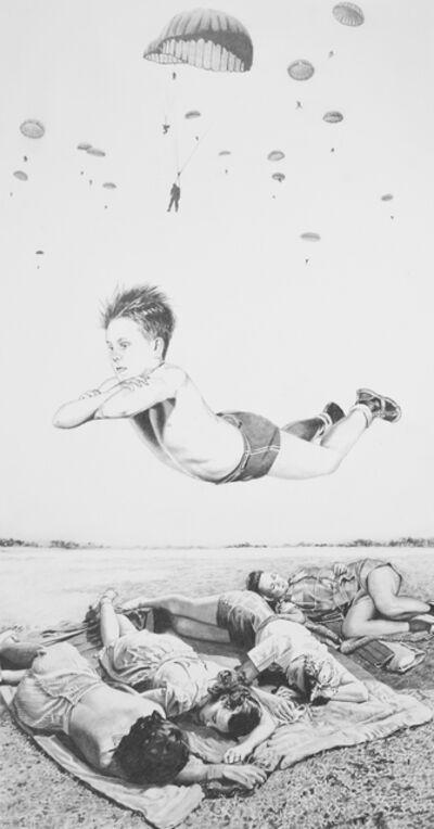 Martin Mull, 'Flyboy', 2015