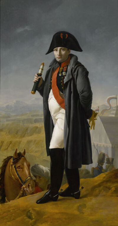 Joseph Franque, 'Napoleon before the Battle of Moscow', 1700-1815