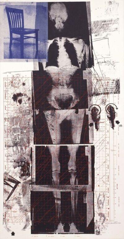 Robert Rauschenberg, 'Booster', 1967