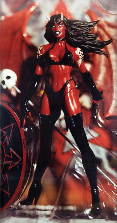 Robert Longo, 'Superheroes: Purgatory', 1998