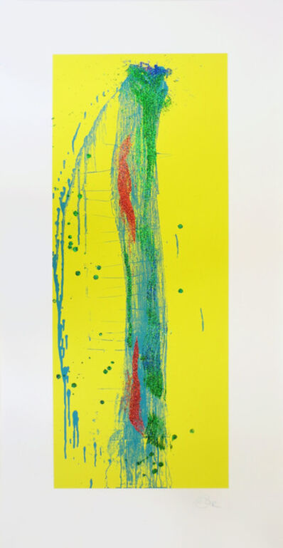Pat Steir, 'Spanish Print', 2004-2015