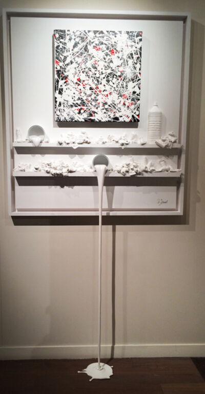 Paul Sibuet, 'Flow 59 - Hommage à Pollock'