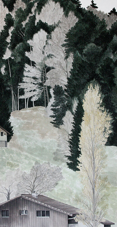 So Young Kwon, 'Landscape', 2013