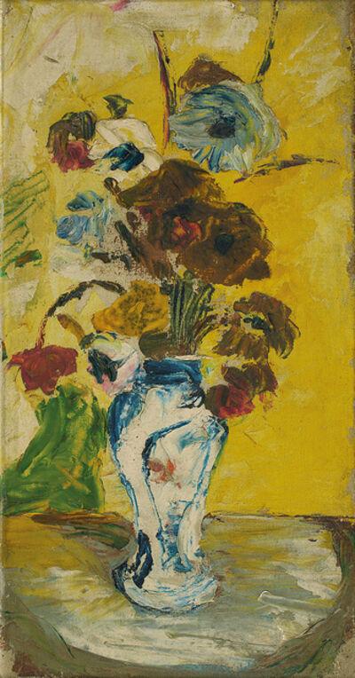 S. K. Bakre, 'Flowers', 1947