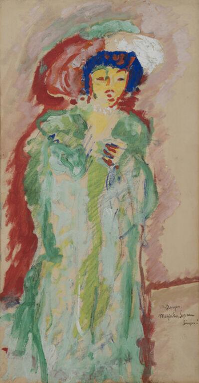 Kees van Dongen, 'Modjesko soprano singer', 1907