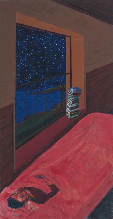 Sarah McEneaney, 'Walsgrove Night', 2016