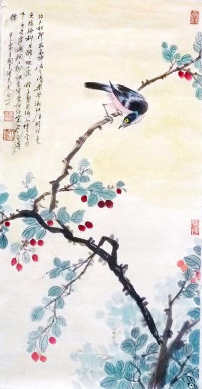 Zhang Yanyun, 'Memeries of JiangNan 忆江南 '