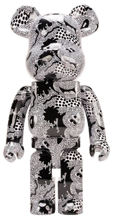 Keith Haring, 'Keith Haring Disney Mickey Mouse 1000% Bearbrick ', 2020