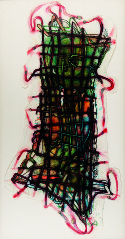 Elizabeth Murray, 'Wiggle Manhattan', 1992