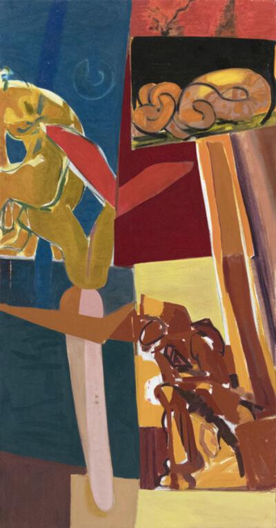Leopold Plotek, 'Floods, Roses, Rills', 2000