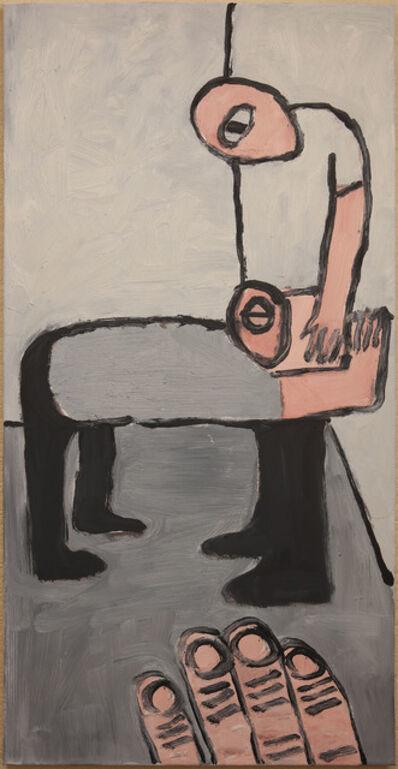 "Enzo Marra, '""Artist as Voyeur""', 2019"