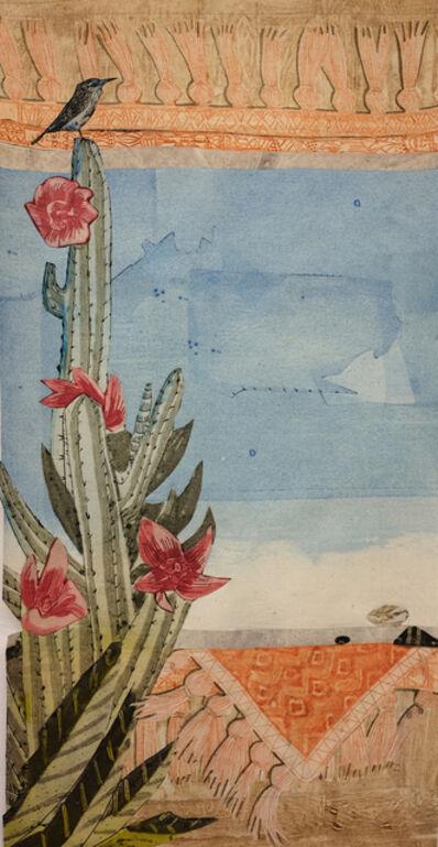 Paula Wilson, 'In the Desert: Window Sill', 2016