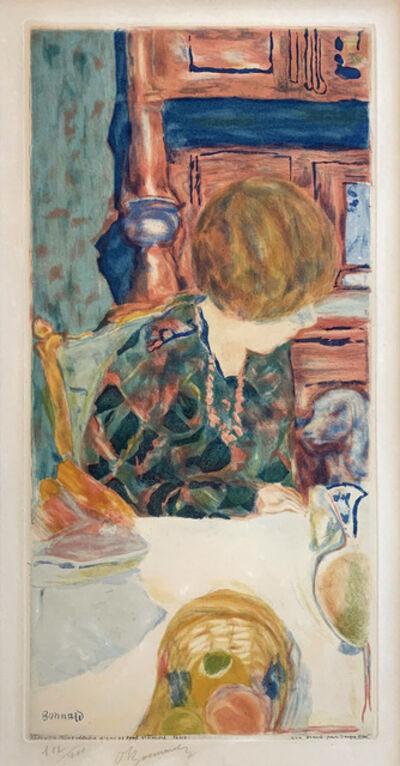 Pierre Bonnard, 'La Femme au Chien', 1924