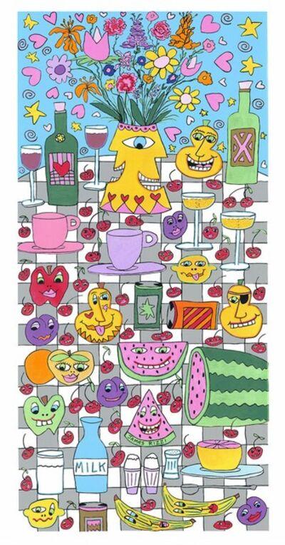 James Rizzi, 'Kitchen Table', 1997