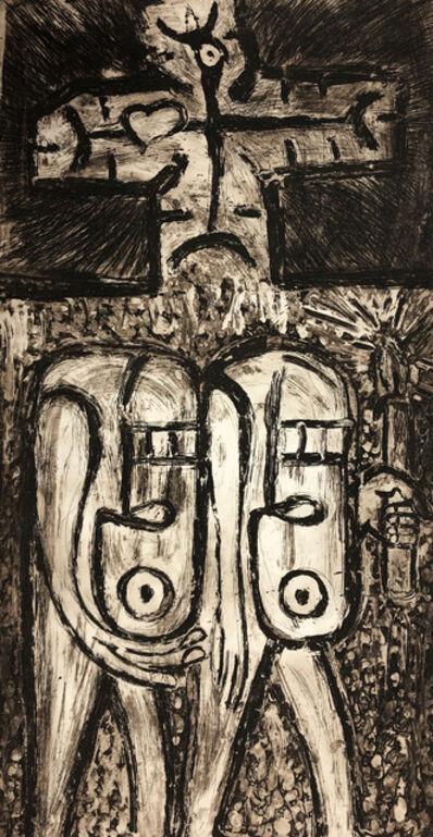 Victor Mira, 'Caminantes', 1983-1992