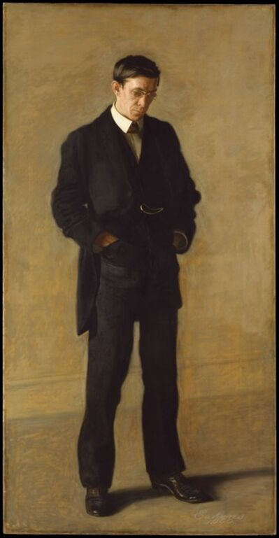 Thomas Eakins, 'The Thinker: Portrait of Louis N. Kenton', 1900