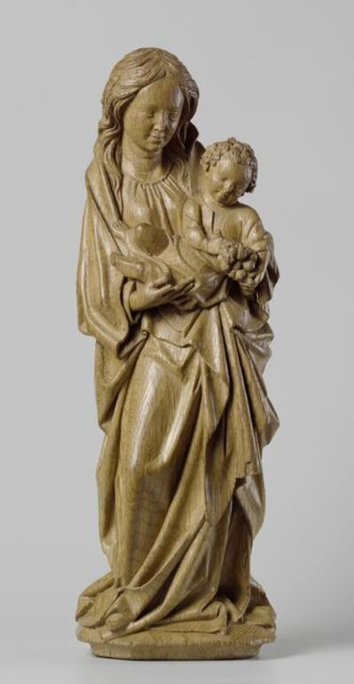 Adriaen van Wesel, 'Virgin and Child', ca. 1470-1480