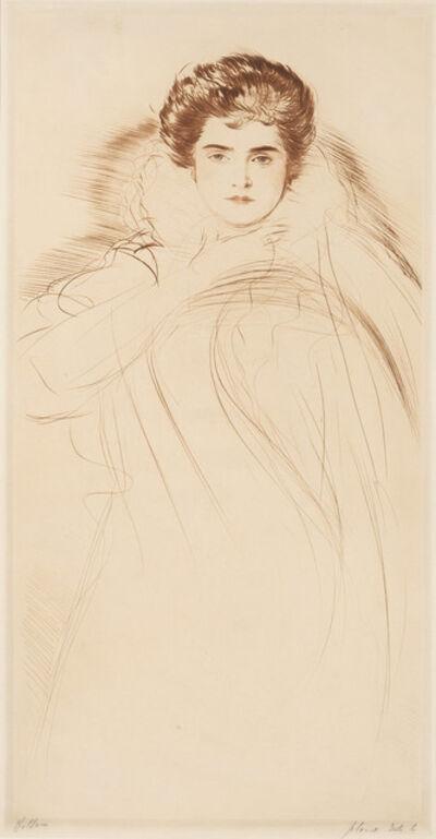 Paul César Helleu, '[Femme]'