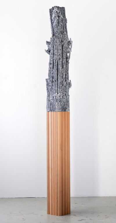 Martin Spengler, 'Kathedrale/Sollbruchstelle', 2018