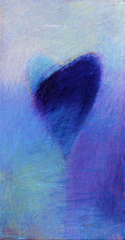 "Max Hammond, '""Night Heart""', 2018"