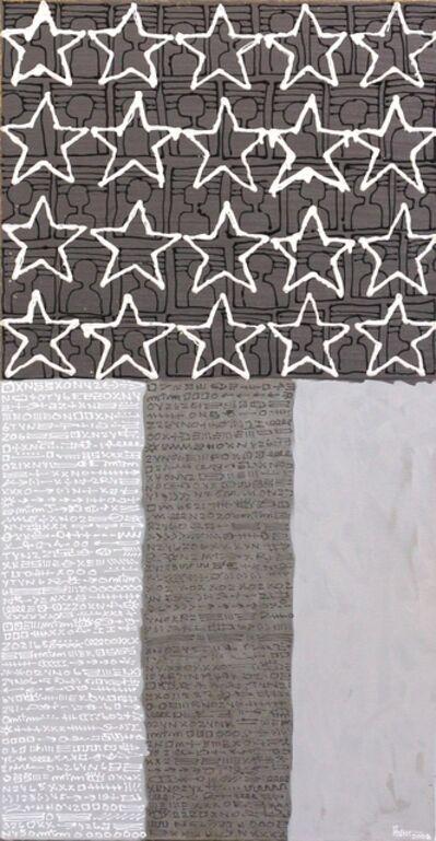 Ricky Hunt, 'Flag I', 2008