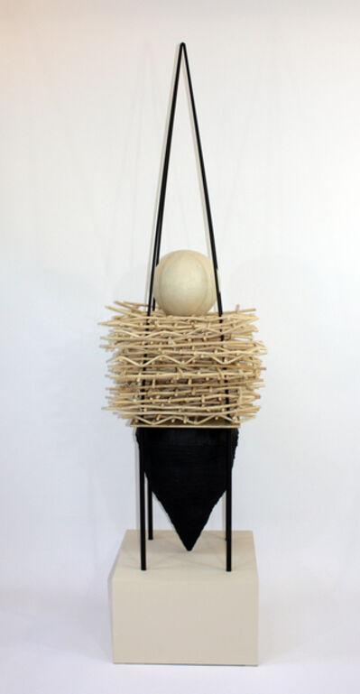 Eva Ennist, 'Nesting:hold', 2018