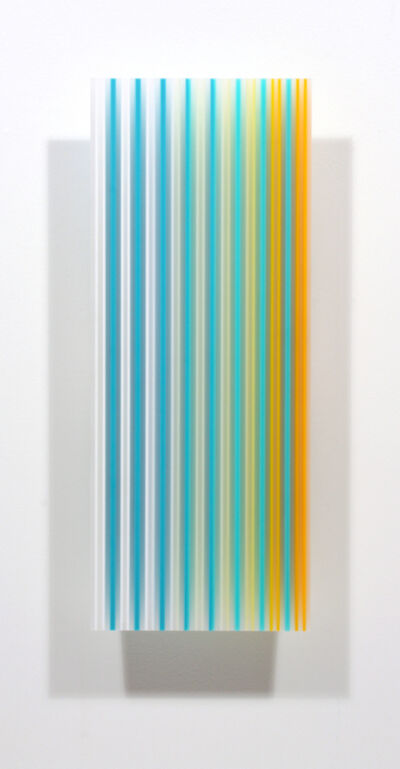 Eric Zammitt, '90 To Shore Yellow Right', 2014