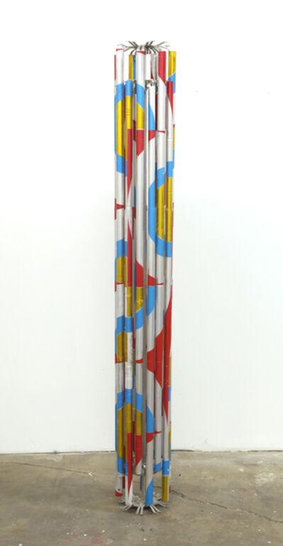 Chadwick Rantanen, 'Round Rack (Maharam/Hinge/Red-Blue-Yellow)', 2015