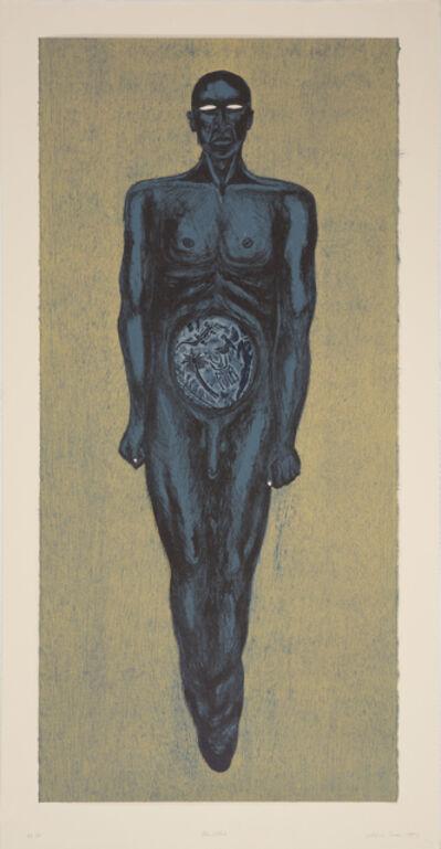 Alison Saar, 'Man/Club', 1993