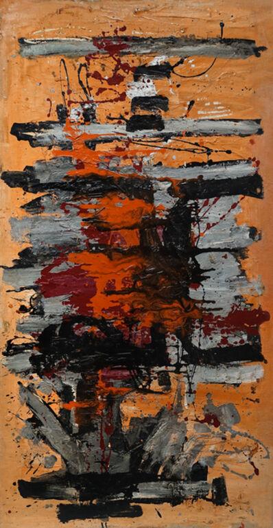 Michael Corinne West, 'Orange Sentinel', 1965-1969