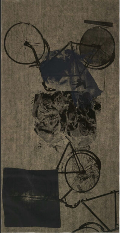 Robert Rauschenberg, 'Kitty Hawk', 1974