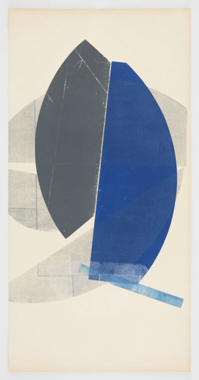 Austin Thomas, 'Blue and Gray', 2016