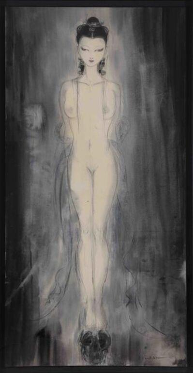 Amano Yoshitaka, 'Lady Noir 1', 2019