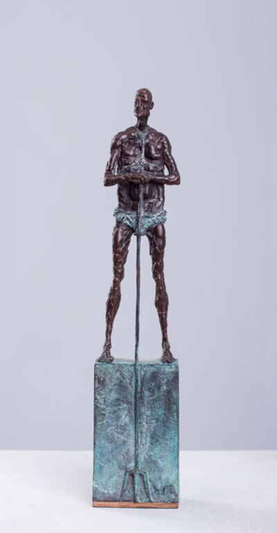 Evgeny Dobrovolsky, 'Retiarius', 2018