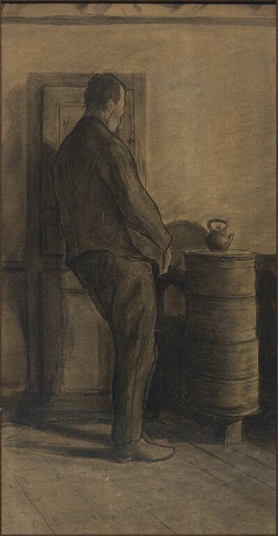 George Le Brun, 'L'Homme au poêle (The Man at the Stove)', ca. 1898