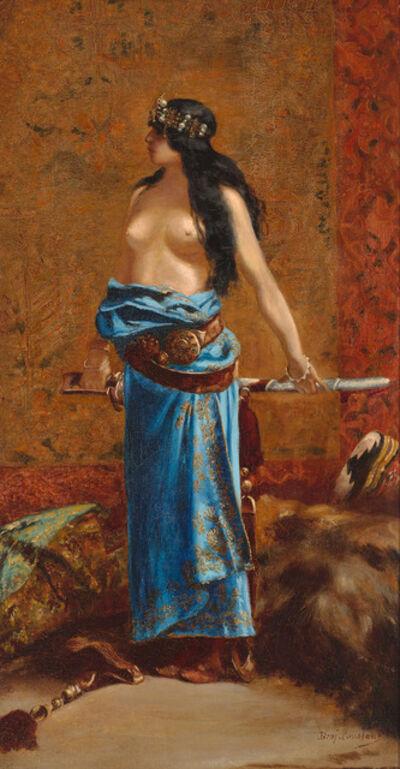 Jean Joseph Benjamin Constant, 'Judith', ca. 1886