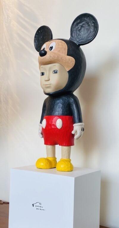 """Satoru Koizumi, 'SATORU Koizumi """"With"""" Mickey Sculpture', 2020"""